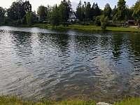 přehrada Mšeno - Smržovka