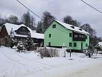 ubytování Skiareál U Čápa - Příchovice Apartmán na horách - Josefův Důl