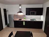zelený apartmán - obývací pokoj - Josefův Důl