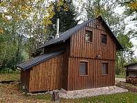ubytování Lyžařské vleky Lucifer - Josefův Důl na chatě k pronajmutí - Smržovka