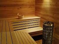 velká sauna - Horní Polubný