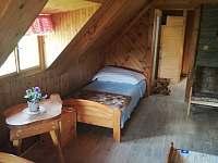 ložnice - Jílové u Držkova
