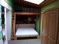 ložnice I s půdním lůžkem - Raspenava - Peklo