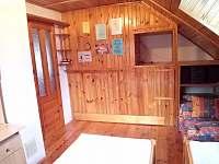 ložnice III podled od postelí - Raspenava - Peklo