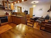 Kuchyň I - apartmán k pronájmu Vysoké nad Jizerou