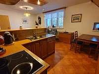 Kuchyň II - apartmán k pronajmutí Vysoké nad Jizerou