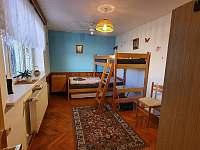 Ložnice II - apartmán k pronájmu Vysoké nad Jizerou