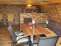 Sauna zázemí - apartmán k pronajmutí Vysoké nad Jizerou