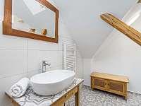 Koupelna v patře - Desná I