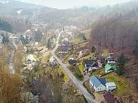 Pohled z dronu - Desná I