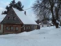 Apartmán na horách - zimní dovolená Smržovka