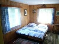 ložnice třetí - 4 lůžka