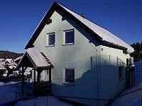 chata Pod Hřištěm zima 2021 - ubytování Smržovka