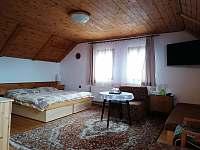 Jizerskohorská chalupa - pronájem chalupy - 7 Albrechtice v Jizerských horách