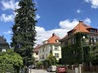 Byt v secesní vile u botanické zahrady a ZOO - apartmán k pronájmu - 3 Liberec