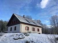Apartmán na horách - zimní dovolená Zásada - Zbytky