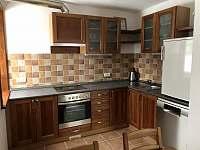 Kuchyňský kout - apartmán k pronájmu Zásada - Zbytky