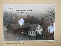 Někdy po roce 1900 - ubytování Janov nad Nisou