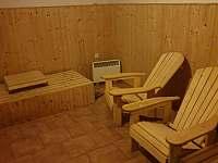 Odpočívárna u sauny - Janov nad Nisou