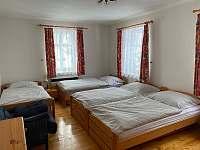 ložnice 4-5 lůžková - Janov nad Nisou - Hraničná
