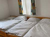 ložnice 4 lůžková - vila k pronajmutí Janov nad Nisou - Hraničná
