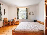 ložnice dvojlůžková - Janov nad Nisou - Hraničná