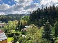 Výhled z vily - Janov nad Nisou - Hraničná