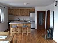 Kuchyně - apartmán k pronajmutí Tanvald - Žďár