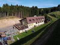 ubytování Lyžařský areál U Čápa - Příchovice v penzionu na horách - Albrechtice v Jizerských horách