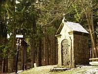 Ještědský hřbet na jaře - chalupa k pronájmu Kryštofovo Údolí