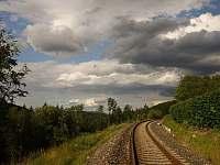 přijet můžete vláčkem po krásné trase Liberec - Česká lípa - Kryštofovo Údolí
