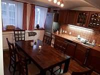 Kuchyně - Albrechtice v Jizerských horách