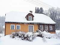 Levné ubytování Vodní nádrž Souš Chalupa k pronajmutí - Albrechtice v Jizerských horách