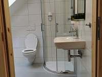 Koupelna - apartmán k pronájmu Osečná