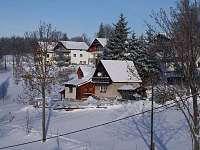 Chata k pronájmu - zimní dovolená Kořenov