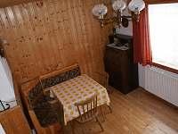 pokoj v přízemí - pronájem chaty Kořenov