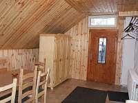 společenská místnost - chata ubytování Kořenov