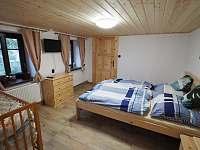 Dvoulůžkový pokoj v přízemí - Lázně Libverda