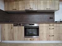 Kuchyňský kout - chata k pronajmutí Lázně Libverda