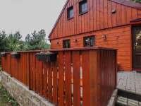 Chata ubytování v obci Velké Hamry