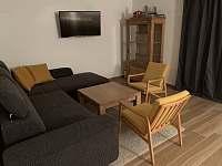 Obývací pokoj - Albrechtice v J. h. - Mariánská Hora