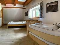 Severní pokoj s mezonetovým spaním - Albrechtice v J. h. - Mariánská Hora
