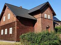 ubytování Skiareál Šachty Vysoké nad Jizerou na chalupě k pronájmu - Albrechtice v Jizerských horách