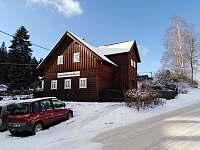 ubytování Lyžařský areál Tanvaldský Špičák na chalupě k pronájmu - Albrechtice v Jizerských horách