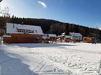 Sjezdovka a bistro Stodola - Albrechtice v Jizerských horách