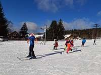 SKI areál Detoa lyžařská škola - Albrechtice v Jizerských horách