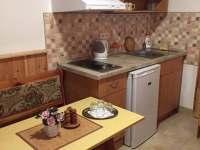 Kuchyňský a jídelní kout - Albrechtice v Jizerských horách