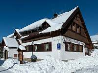 ubytování Skiareál U Čápa - Příchovice Penzion na horách - Albrechtice v Jizerských horách