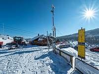Ski-areál Světlý vrch - Albrechtice v Jizerských horách