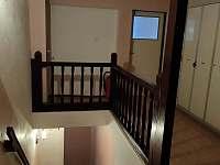 Velký apartmán - chodba 1. patro - Kořenov - Horní Polubný